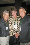 Rob Zwick with Dennice and Lloyd Epstein.