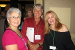 Pixie Havens, Larry Hoffman and Sandy Holt.